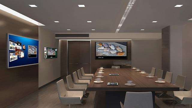מחיצת רצפה תקרה מודולרית למשרדים – מומלץ לכל משרד